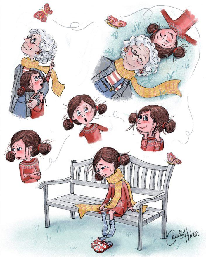 Grandmas Garden – Emotionen
