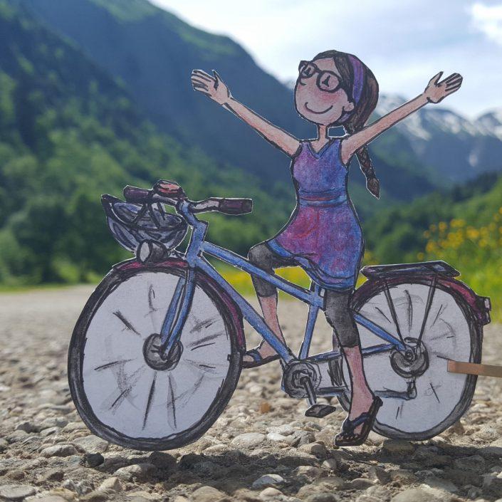 Papierfräulein Spielmannsau