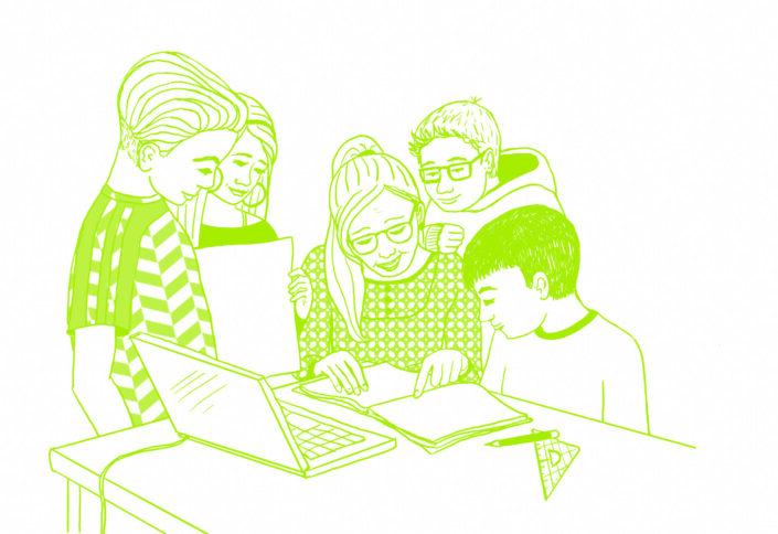 Illustration für den SKF Konstanz